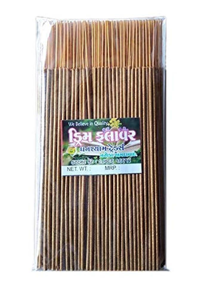 ブラインド困惑するベッドを作るDivyam Dream Flower Incense Stick/Agarbatti -Yellow (500 GM. Pack)