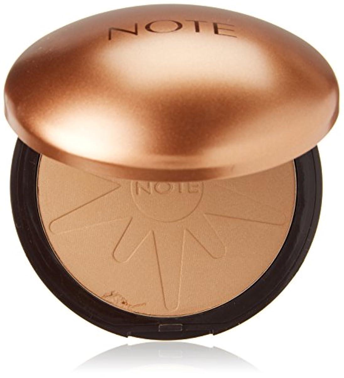 カプラー三腐ったNOTE Cosmetics ブロンジングパウダー、1.1オンス 第20号