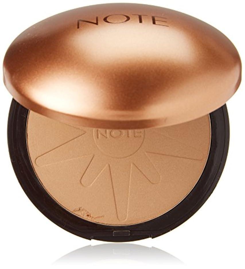 早く望み純度NOTE Cosmetics ブロンジングパウダー、1.1オンス 第20号