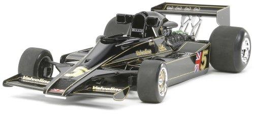 タミヤ 1/20 グランプリコレクションシリーズ No.65 ロータス78 1977 エッチング付 プラモデル 20065