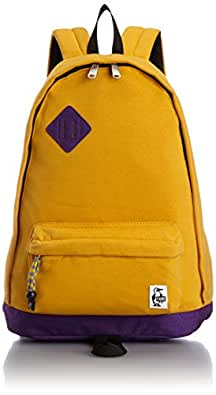 [チャムス] CHUMS Classic Day Pack Sweat Nylon CH60-0681 Bee/Violet (Bee/Violet)