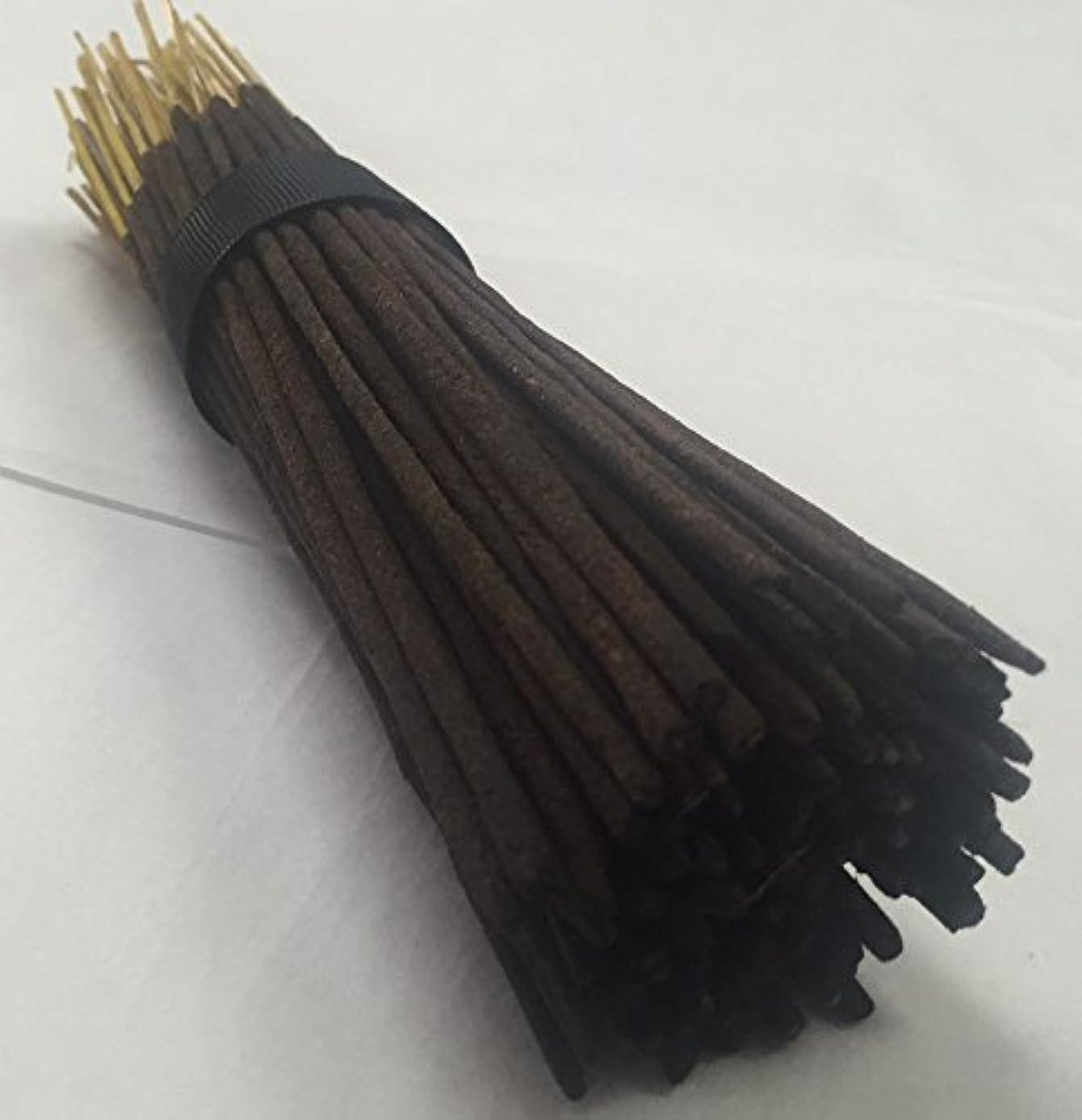 歩く宣言鋸歯状Incense Sticks 100バルクパック – ブラックLove