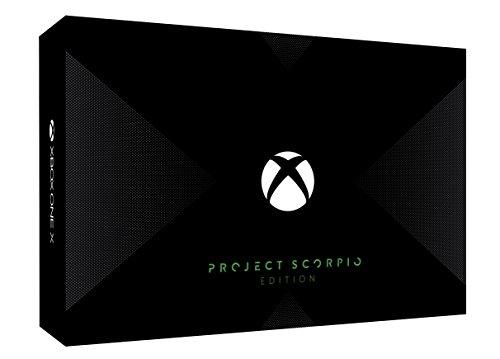 Xbox One X Project Scorpio エディション (FMP-00015)