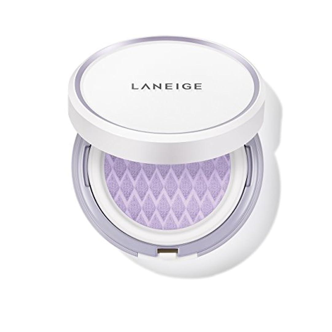 現代送るタクトラネージュ[LANEIGE]*AMOREPACIFIC*[新商品]スキンベなベースクッションSPF 22PA++(#40 Light Purple) 15g*2 / LANEIGE Skin Veil Base Cushion...