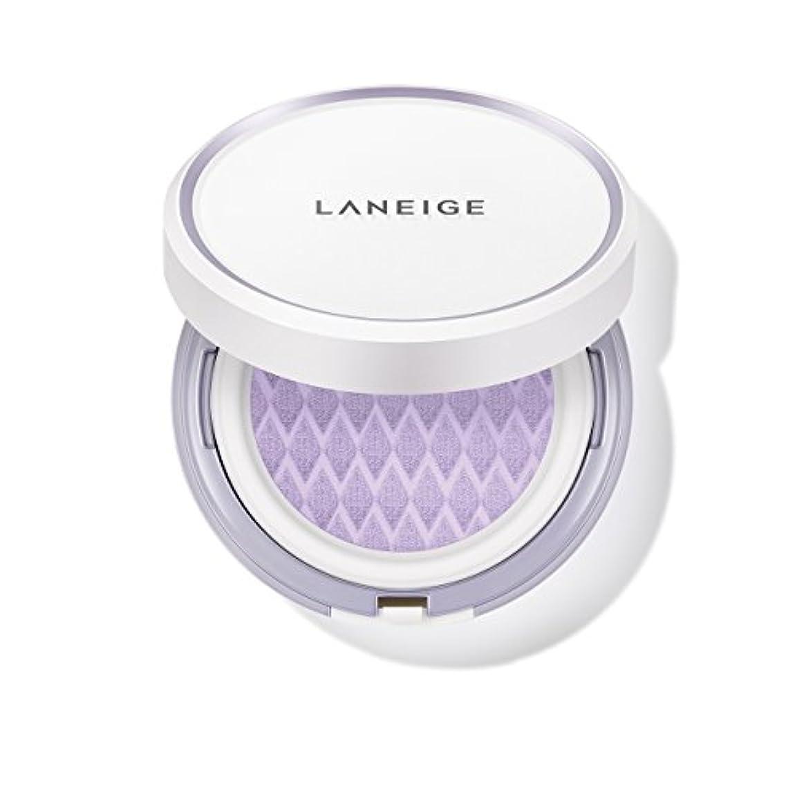 研磨材料早熟ラネージュ[LANEIGE]*AMOREPACIFIC*[新商品]スキンベなベースクッションSPF 22PA++(#40 Light Purple) 15g*2 / LANEIGE Skin Veil Base Cushion...