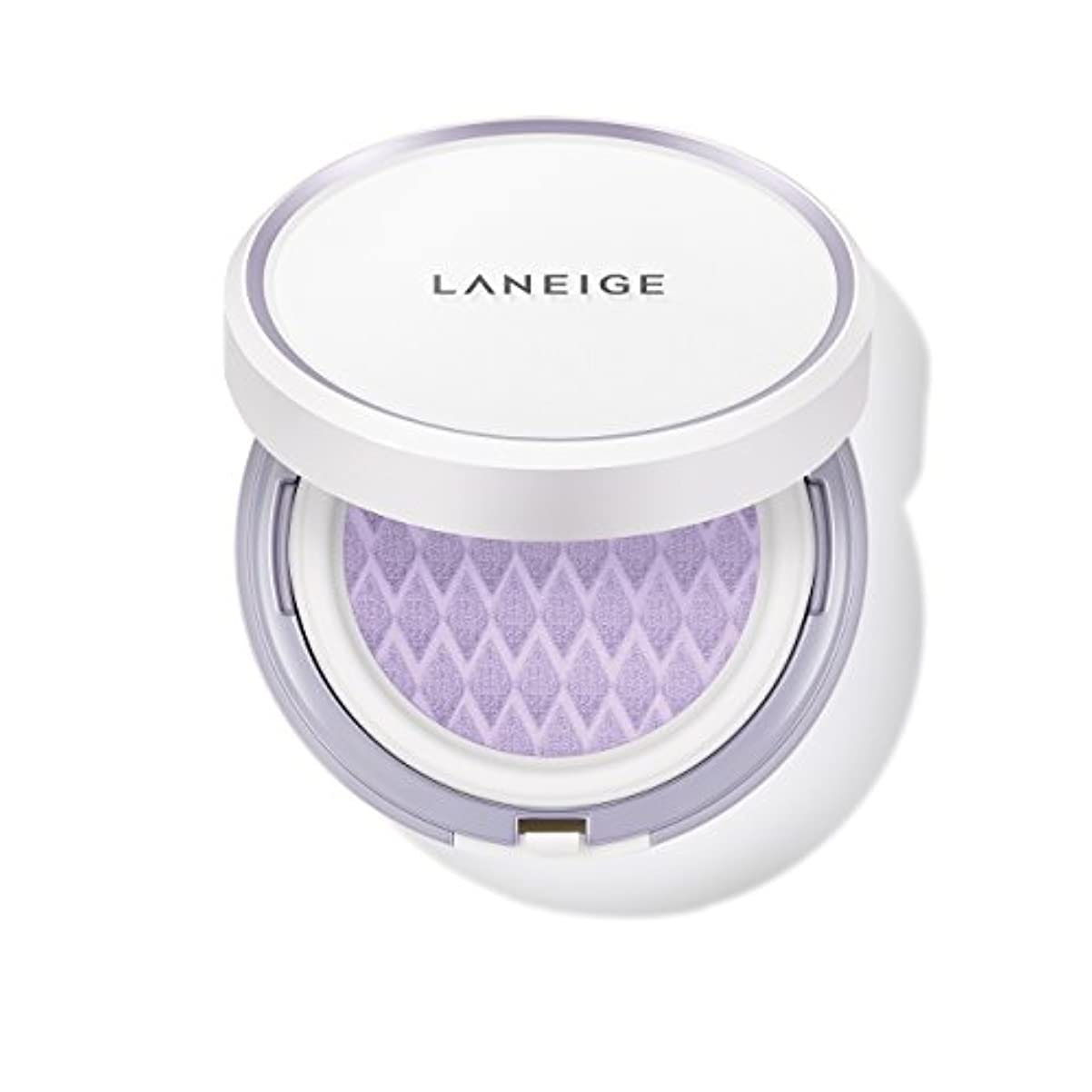 哀れな変わる病気のラネージュ[LANEIGE]*AMOREPACIFIC*[新商品]スキンベなベースクッションSPF 22PA++(#40 Light Purple) 15g*2 / LANEIGE Skin Veil Base Cushion...