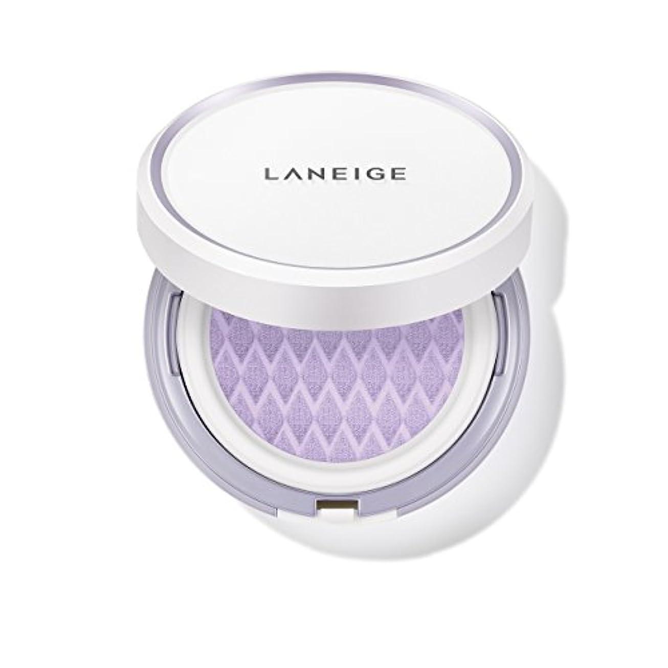 パック統治可能洗練されたラネージュ[LANEIGE]*AMOREPACIFIC*[新商品]スキンベなベースクッションSPF 22PA++(#40 Light Purple) 15g*2 / LANEIGE Skin Veil Base Cushion...