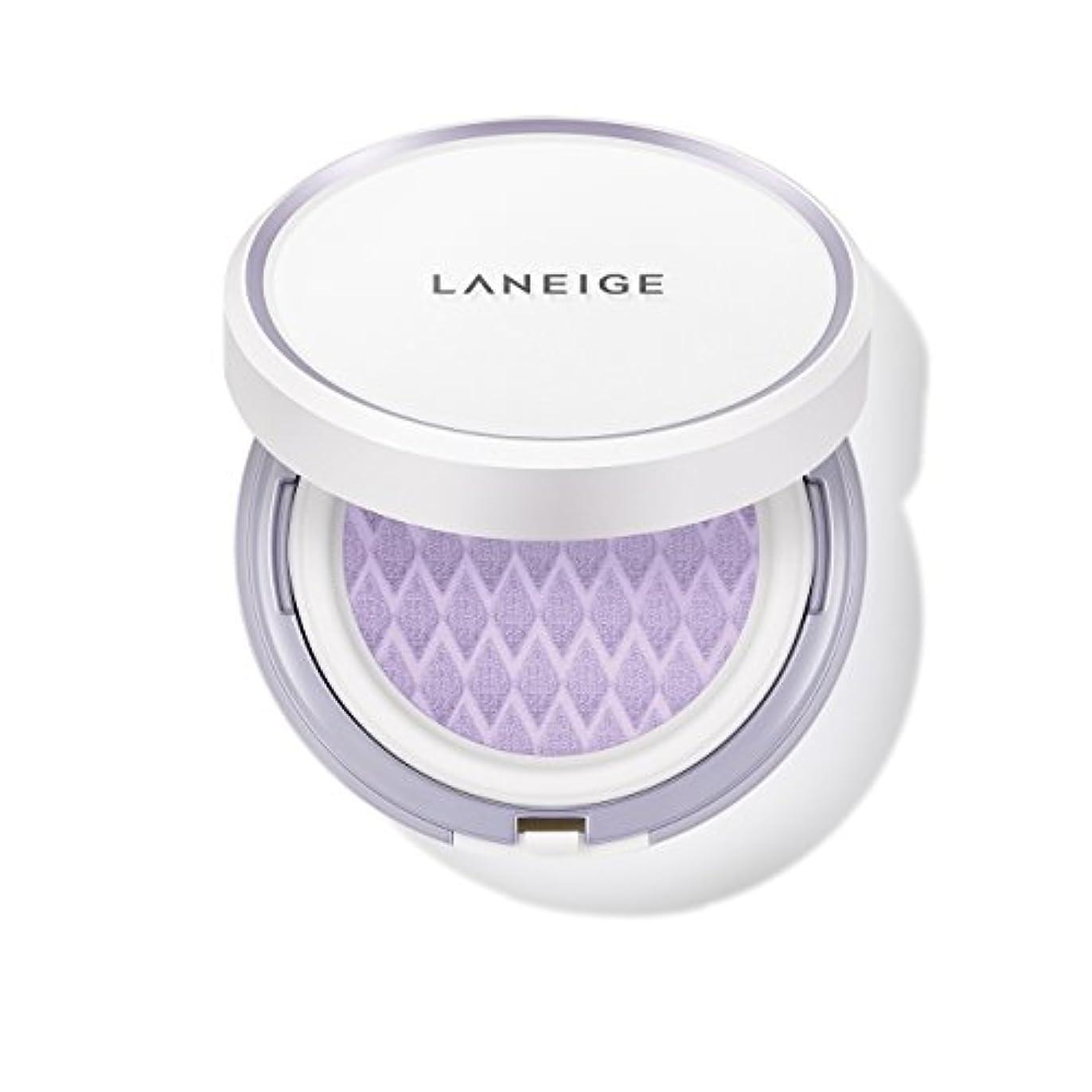 鷲格差ネブラネージュ[LANEIGE]*AMOREPACIFIC*[新商品]スキンベなベースクッションSPF 22PA++(#40 Light Purple) 15g*2 / LANEIGE Skin Veil Base Cushion...