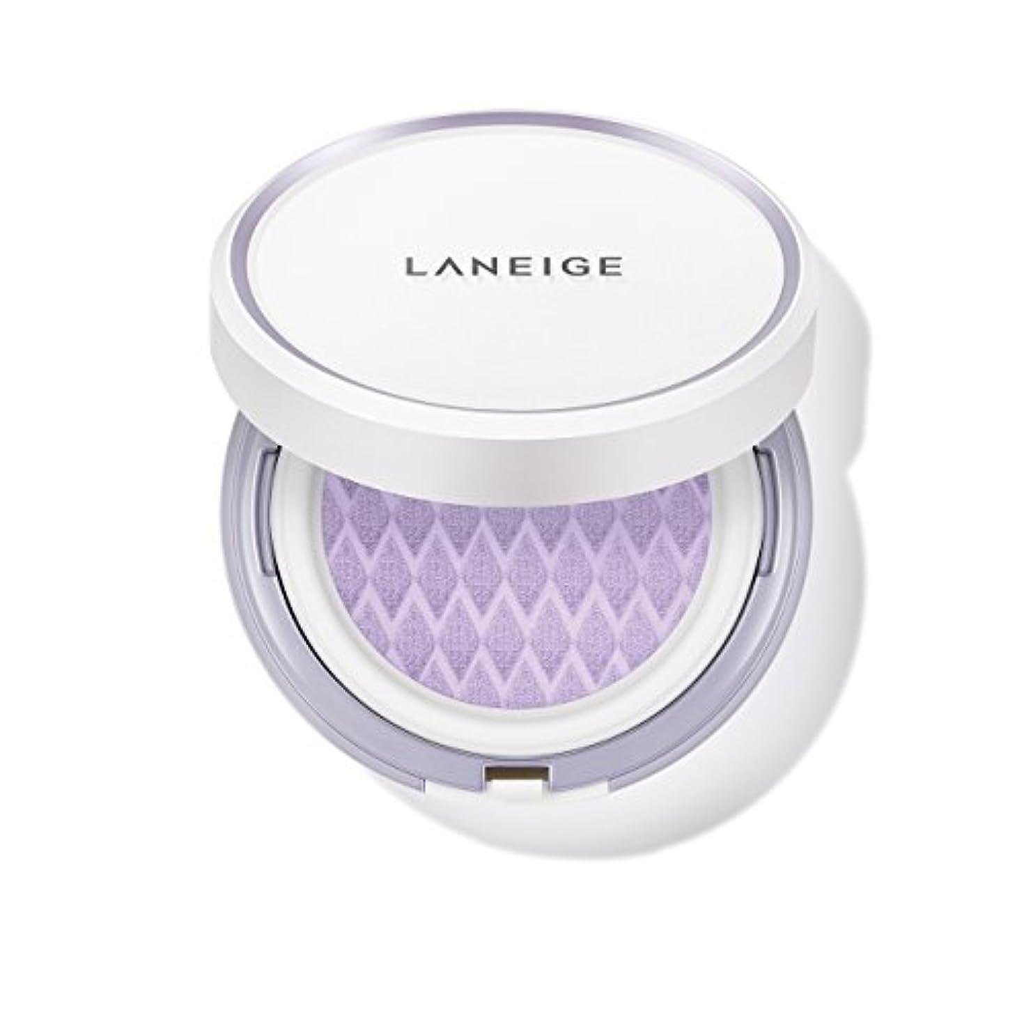 繊維芸術的三角ラネージュ[LANEIGE]*AMOREPACIFIC*[新商品]スキンベなベースクッションSPF 22PA++(#40 Light Purple) 15g*2 / LANEIGE Skin Veil Base Cushion...
