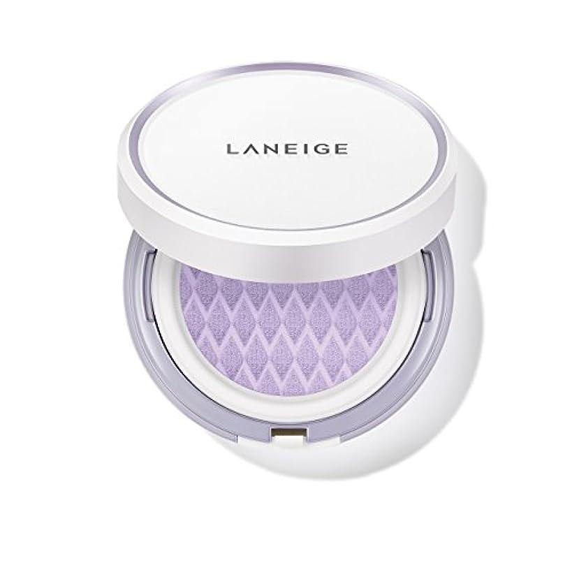 サドルセッションぴかぴかラネージュ[LANEIGE]*AMOREPACIFIC*[新商品]スキンベなベースクッションSPF 22PA++(#40 Light Purple) 15g*2 / LANEIGE Skin Veil Base Cushion...