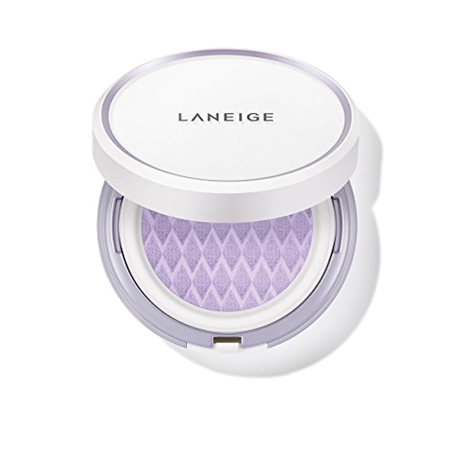 食用拡声器はちみつラネージュ[LANEIGE]*AMOREPACIFIC*[新商品]スキンベなベースクッションSPF 22PA++(#40 Light Purple) 15g*2 / LANEIGE Skin Veil Base Cushion...