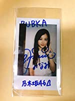 乃木坂46 星野みなみ 直筆サイン入りチェキ