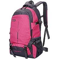 登山バッグ リュック 大容量 リュックサック 45L/50L 防災 リュック アウトドア バックパック 登山リュック 収納性抜群 旅行 登山用リュック