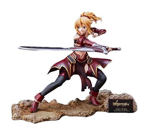 アニプレックス Fate Apocrypha 赤のセイバー -聖杯大戦- 1 7スケールフィギュア
