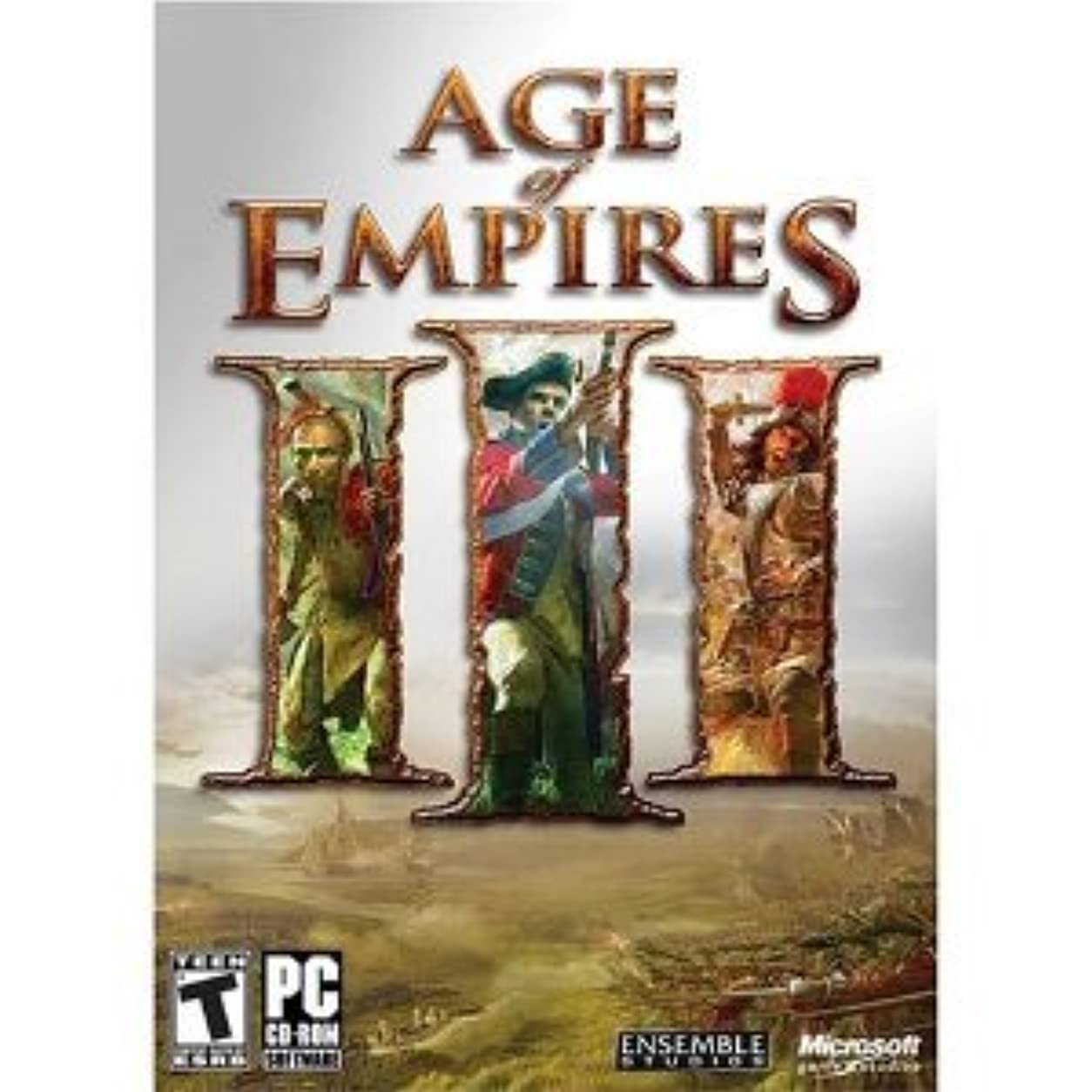 クリエイティブ毎月より平らなAge of Empires III  (輸入版)