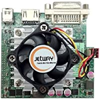 Jetway ade4nv13m Nvidia Geforce Gt 610M gen2ドーターボード、HDMI、Mini DP、DVI - D