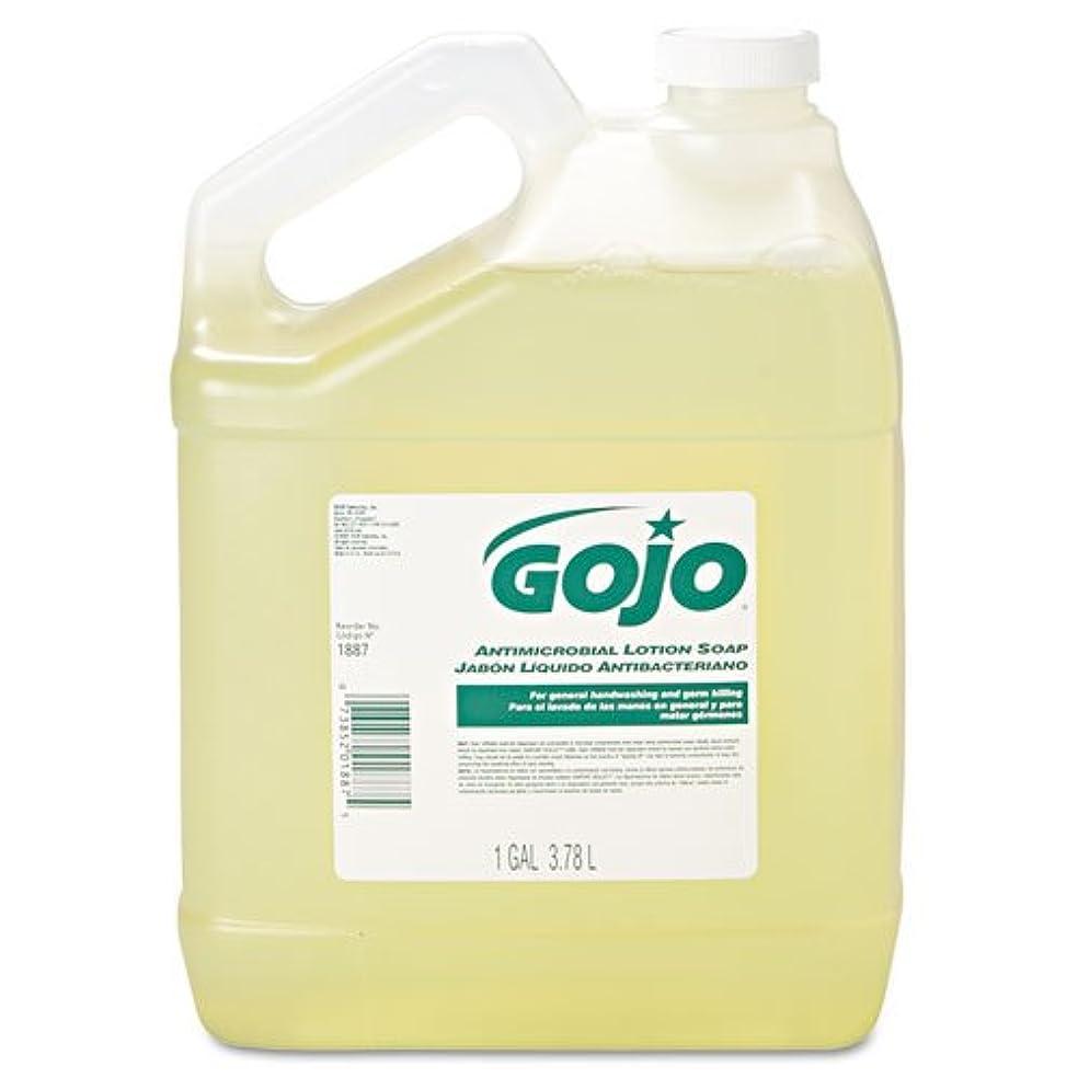 偽善解決大混乱goj188704 – 抗菌ローションソープ
