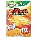 クノール カップスープ つぶたっぷりコーン10袋