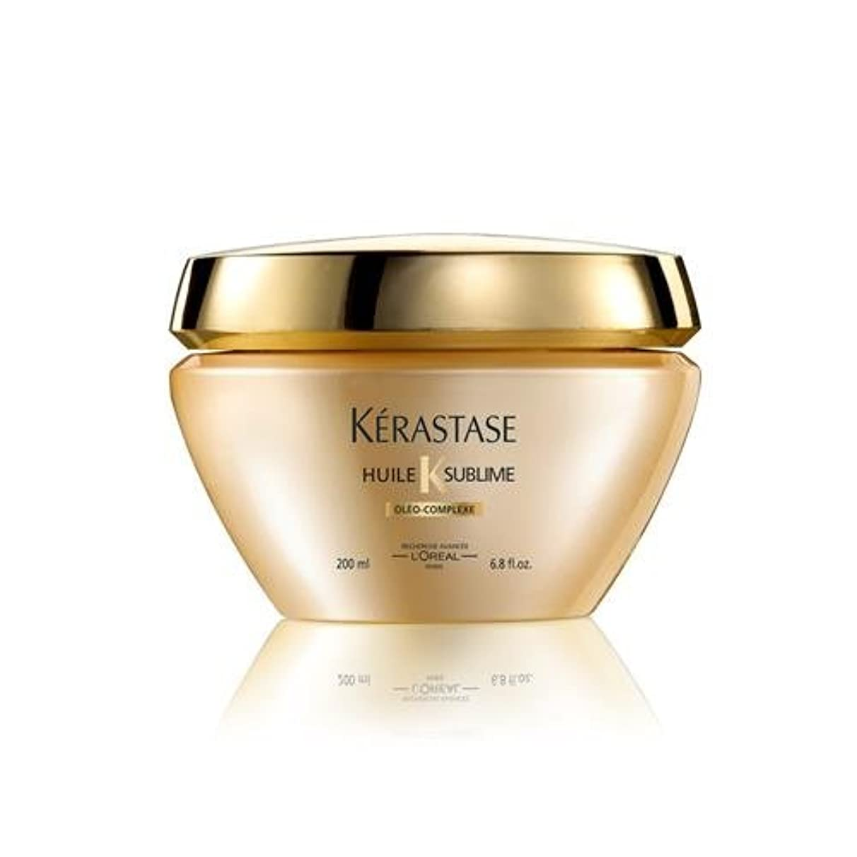 簡潔なようこそ冊子KERASTASE(ケラスターゼ) HU マスク ユイルスブリム 200g