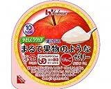 Amazon.co.jp【健康食品】・まるで果実のようなゼリー りんご