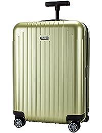 [ リモワ ] RIMOWA サルサエアー 38L 4輪 820.53.36.4 キャビンマルチホイール キャリーバッグ ライムグリーン Salsa Air Cabin MultiWheel lime green スーツケース [並行輸入品]