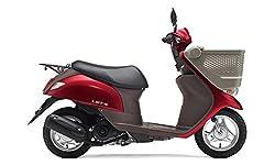 SUZUKI レッツバスケット CA4AA (レッド) 50cc 国内現行モデル・新車乗り出し価格