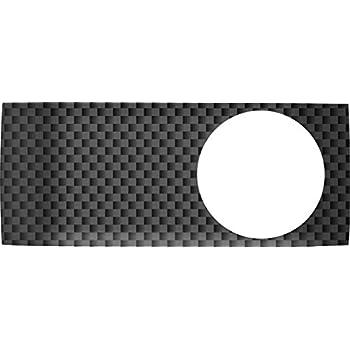 コムテック カラーパネル(カーボン柄) HDROP-11CB ドライブレコーダー HDR-352GHP/352GH/351H専用