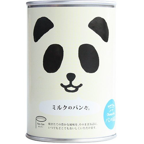 フェイス パンの缶詰 ミルクX24個 製造より3年保存 備蓄用保存パン