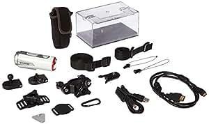Polaroid XS100 フルHD解像度 1080ピクセル/16Mピクセル 防水スポーツアクションビデオカメラ ハンズフリー撮影がラクにできる
