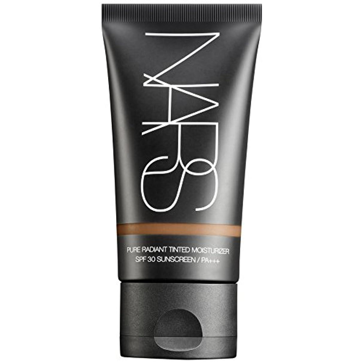 どっちワイヤー気晴らし[NARS] Narは、純粋な放射着色モイスチャライザーSpf 30 / Pa +++ポリネシア - Nars Pure Radiant Tinted Moisturizer Spf 30/Pa+++ Polynesia [並行輸入品]