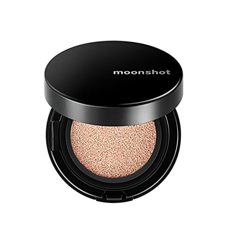 小麦粉無傷安息ムーンショット(moonshot) マイクロフィットクッション クッションファンデ SPF 50+, PA+++ (101) 単品