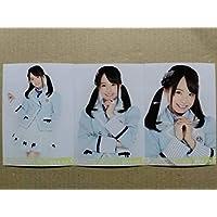 AKB48 倉野尾成美 チーム8 結成3周年前夜祭 さいたまスーパーアリーナ SSA 生写真3種コンプ