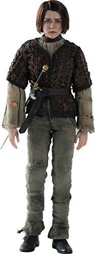 Game of Thrones[ゲーム・オブ・スローンズ]  ARYA STARK [アリア・スターク] 1/6スケール ABS&PVC&POM製 塗装済み可動フィギュア