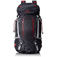 Ferrino Finisterre 48 Backpack Nero (Black/Red/Grey)-75735BCC