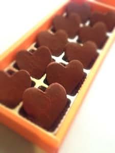 ハートの生チョコレートギフト15個入り