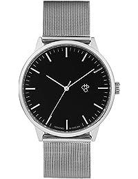 CHEAPO (チーポ) 腕時計 ナンド シルバー メタル メッシュ ベルト 40mm 14232DD 【正規輸入品】