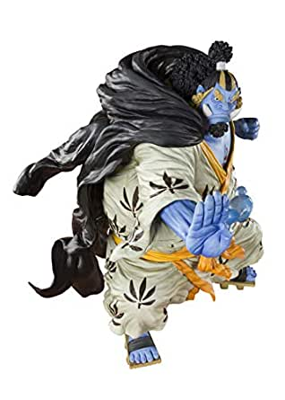 フィギュアーツZERO ONE PIECE 海侠のジンベエ 約190mm ABS&PVC製 塗装済み完成品フィギュア