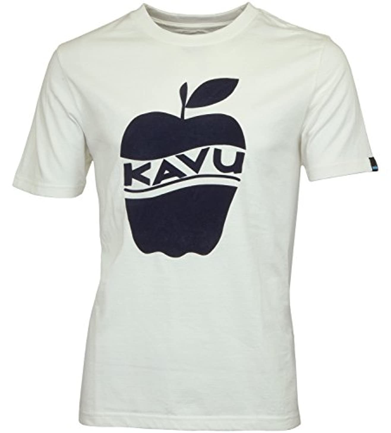 雑種効能ある希少性(カブー)KAVU Apple Tee