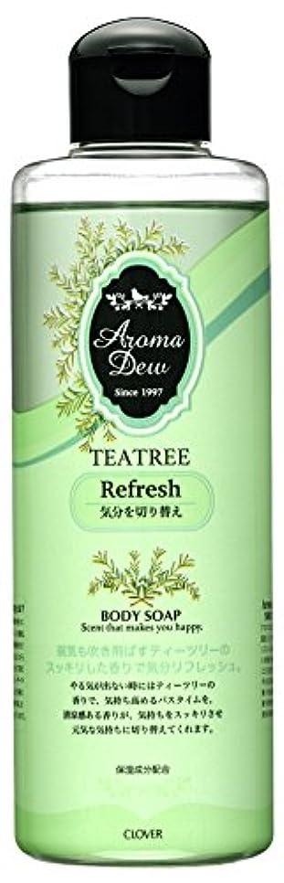 他の場所コールド趣味アロマデュウ ボディソープ ティーツリーの香り 250ml