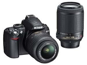 Nikon デジタル一眼レフカメラ D3000 ダブルズームキット D3000WZ