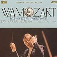 モーツァルト:交響曲第38番「プラハ」&第39番 [xrcd]