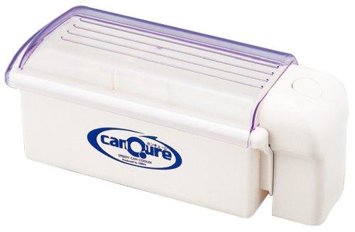 缶ビール、缶ジュースがすぐ冷える! 電動カンキューレ(缶飲料冷却器) CQ-2