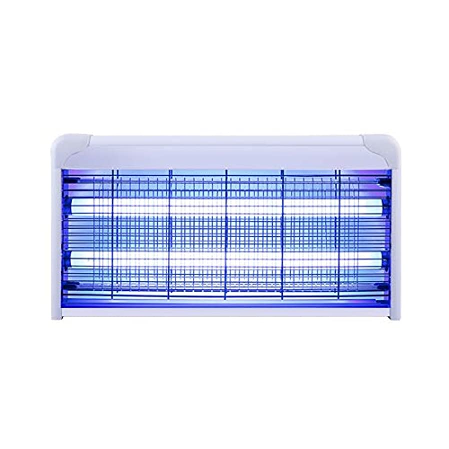 名詞トイレ暴徒ZEMIN 電撃殺虫灯 蚊ランプ 昆虫のキラー 誘虫灯 フライト ラップ 寝室 放射線フリー 両面光伝送 3サイズ (サイズ さいず : 490MM-30W)