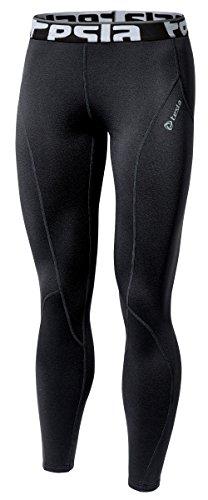 (テスラ)TESLA レディース 冬用起毛 スポーツタイツ [吸湿発熱・保温] コンプレッションウェア WP33