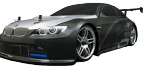 Seben LXR XK25 BMW M3 GT2 E92 200mm Nitro 1:10 RC Car RTR 100km/h (62 mph) 4WD 2.4 GHZ + Free shipping !! Choose your body shell [並行輸入品]