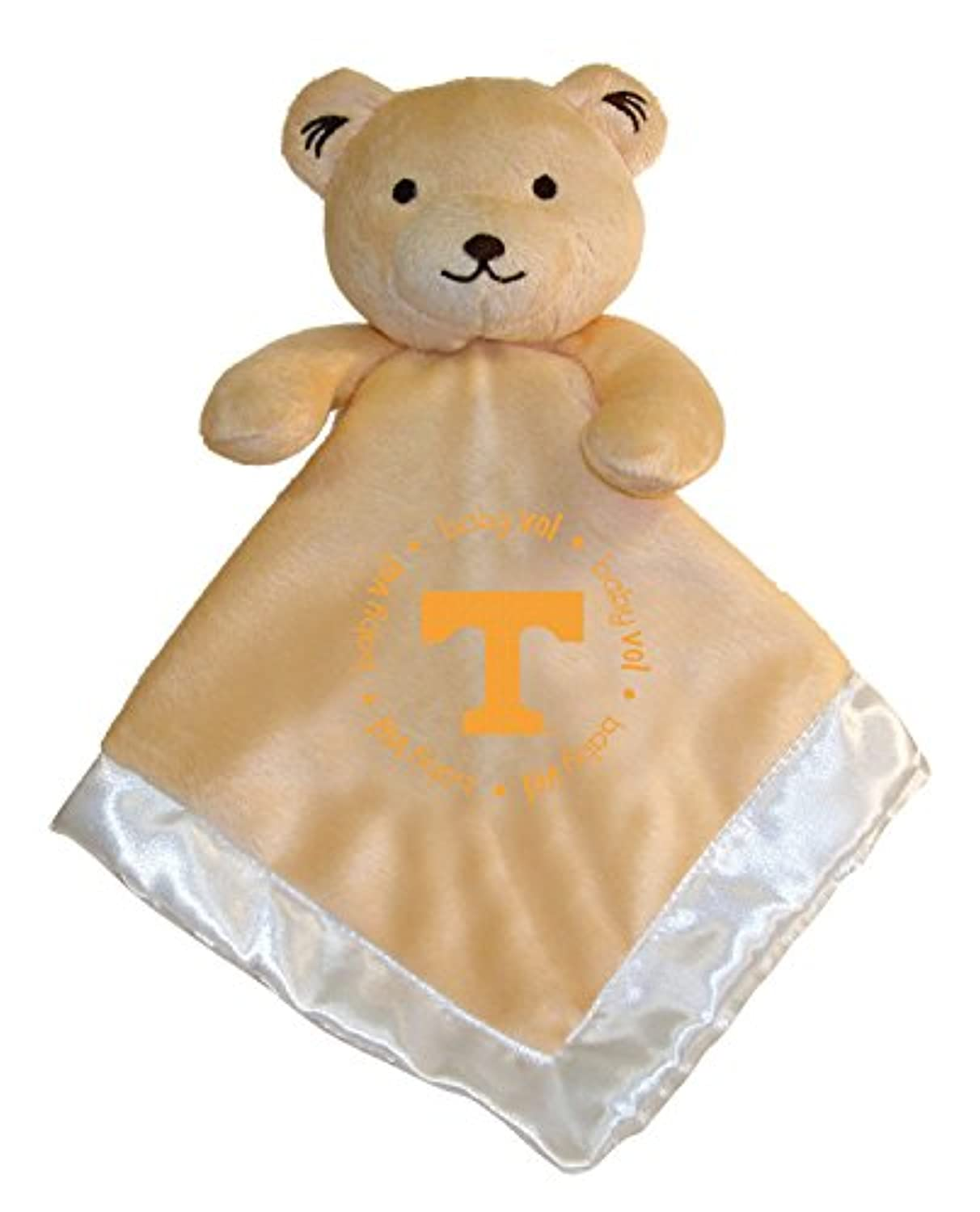 Baby Fanatic Security Bear Blanket, University of Tennessee by Baby Fanatic