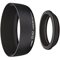 Canon レンズフード ES-62(アダプターリング付き)
