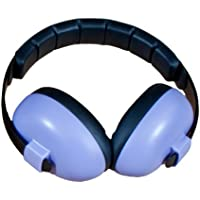 Baby Banz earBanZ Infant Hearing Protection, Purple, 0-2 YEARS by Baby Banz [並行輸入品]