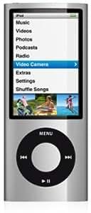 Apple iPod nano 第5世代 8GB シルバー MC027J/A