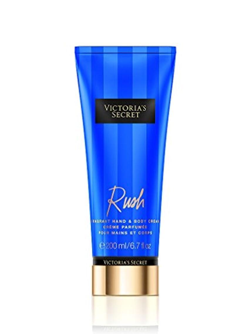 オフコミットメント胴体VICTORIA'S SECRET ヴィクトリアシークレット/ビクトリアシークレット ラッシュ ハンド&ボディクリーム ( VTS-Rush ) Rush Fragrant Hand & Body Cream